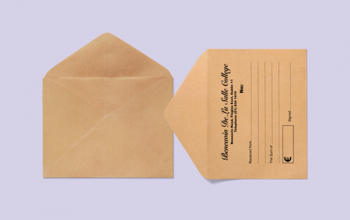 envelopes ireland