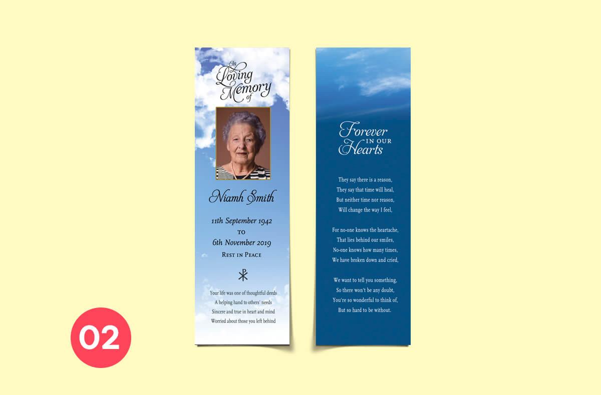 personalised bookmarks printing online