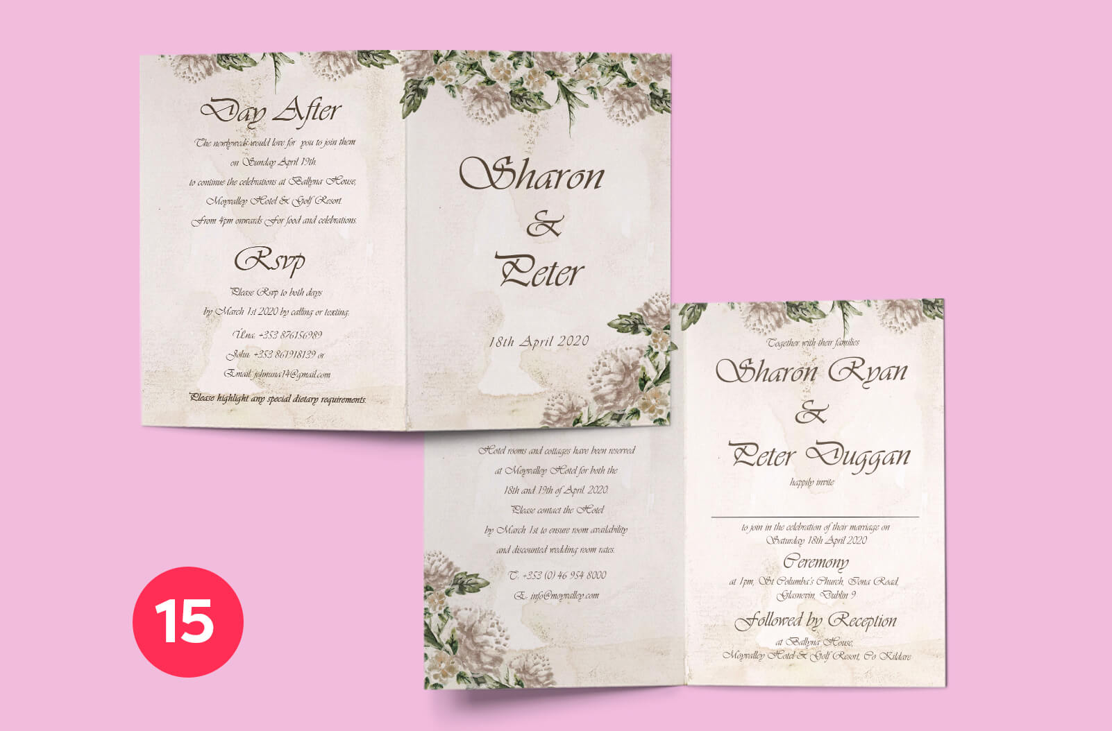 wedding stationery Dublin