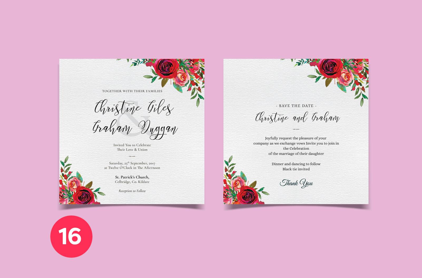 wedding stationery - Print Ready Dublin