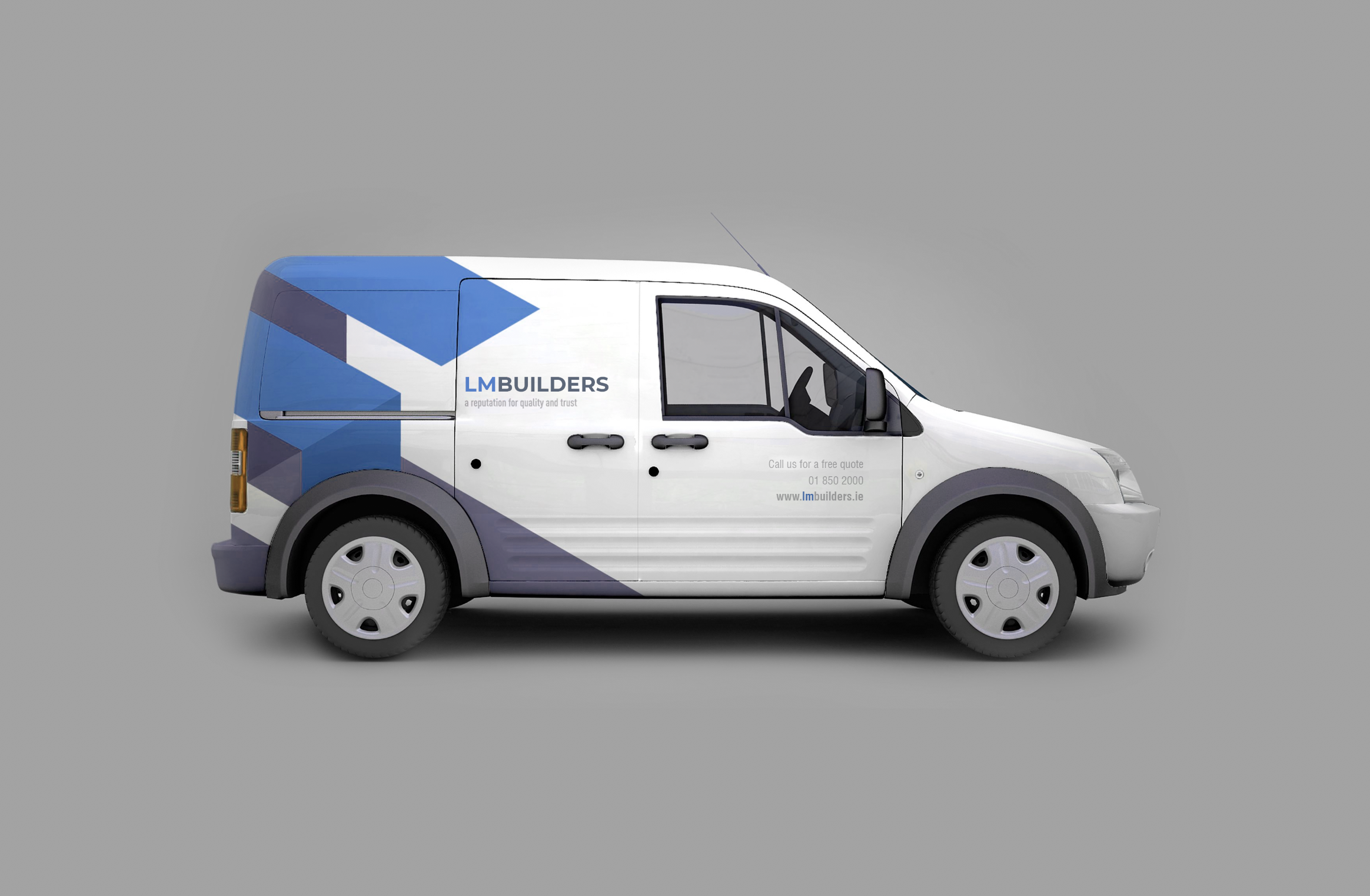 Vehicle Graphics Dublin