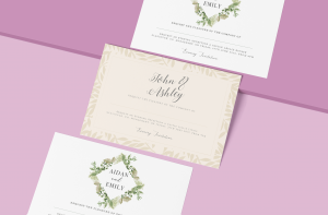 wedding invitations all around Iireland