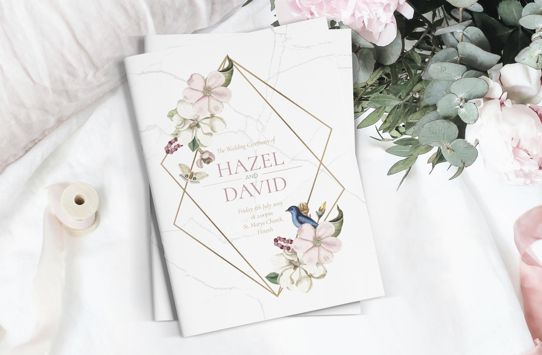 Wedding Mass Books Dublin and Ireland