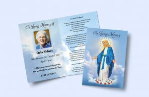 memorial cards Dublin